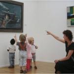 Kinder Kunst und Klassik